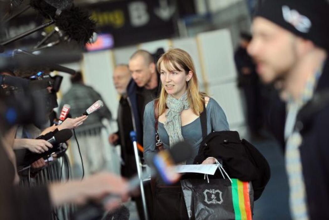 Ciudadanos rusos también han salido de Japón ante la amenaza nuclear de...