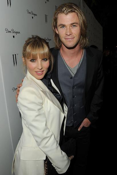 Chris Hemsworth vive muy feliz junto a la guapísima Elsa Pataky. Mira aq...
