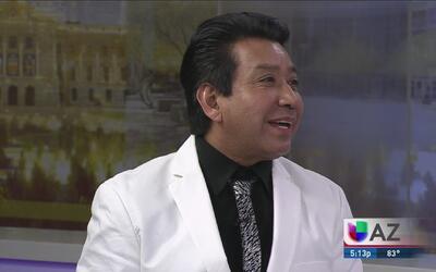 ¡Carlos Rivas en Phoenix!