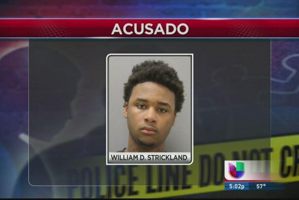 William D. Strickland de 19 años de edad asesinó a su abue...