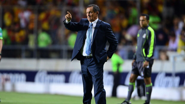 Meza admite que Morelia quiere el triunfo por liguilla y porcentaje