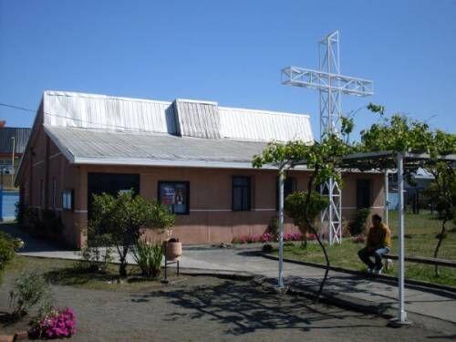 Parroquia en honor a la Virgen de Guadalupe en Concepción, Chile.