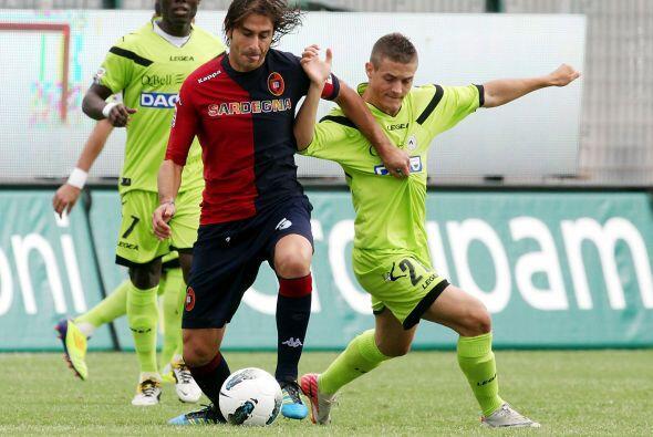 Otro equipo que aspiraba al primero puesto era el Udinese, que enfrent&o...