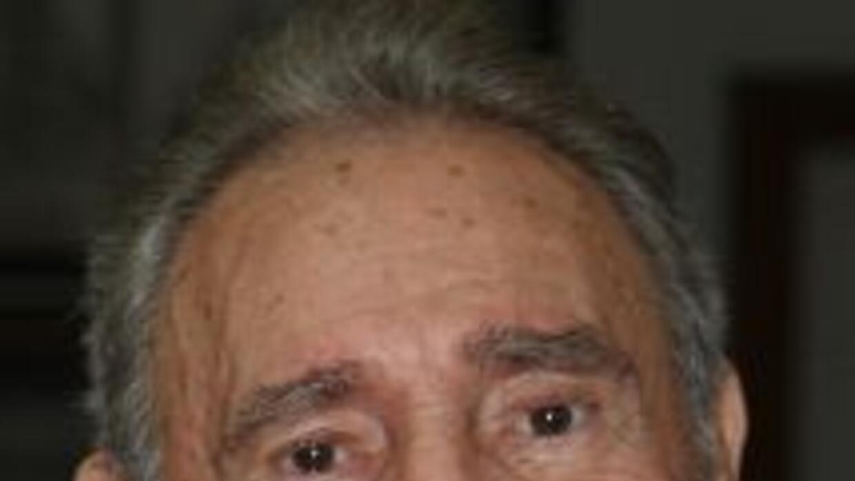 El líder cubano Fidel Castro dijo sentirse satisfecho con el rumbo que h...