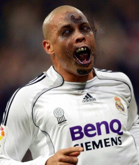 Ronaldo, crack brasileño que la rompió con Real Madrid, Barcelona e Inte...