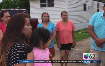 Decenas de familias al este de Austin podrían quedarse sin hogar
