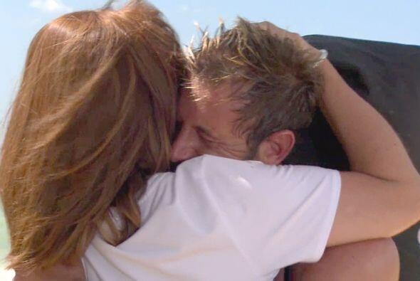 Daniela Romo y Gabriel Soto interpretaron a este par de enamorados que e...