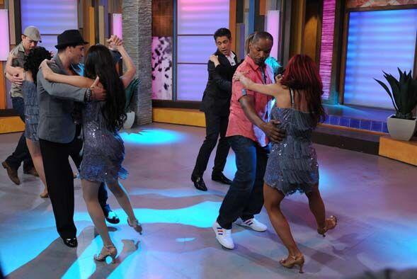 ¡Para que realmente aprendieran a bailar, les trajeron a Darcy Ima...