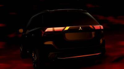 La Mitsubishi Outlander 2016 reflejará el renovado énfasis de Mitsubishi...