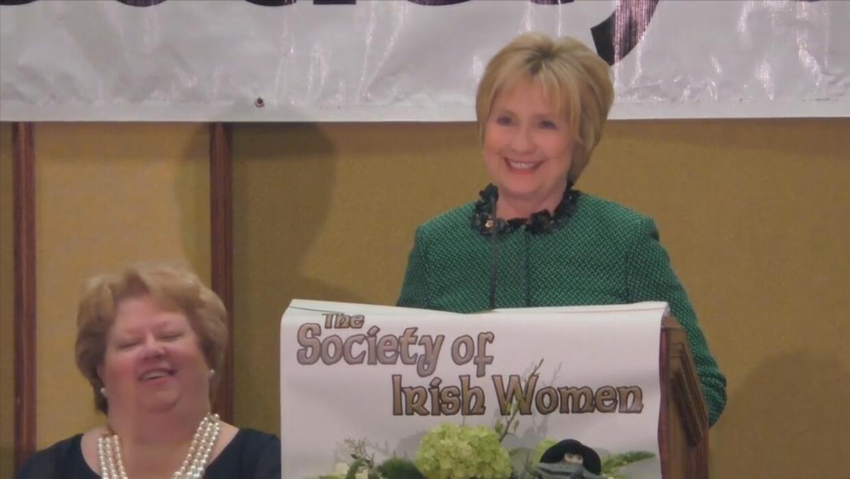 Hillary Clinton dice que está lista para volver al ruedo