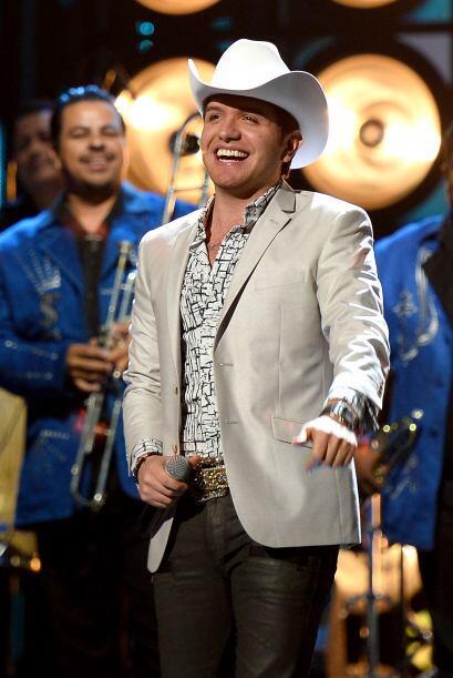 El Dasa en el Grammy Latino 2013.