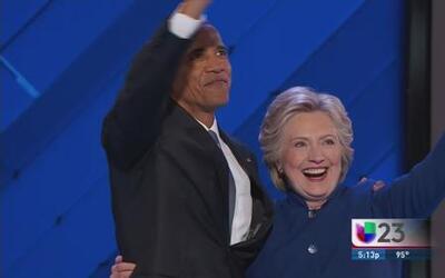 Lo que se espera del discurso de Hillary Clinton