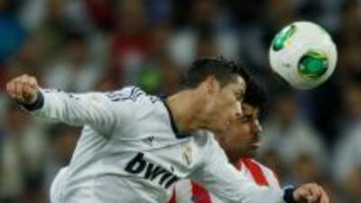 Cristiano Ronaldo y Diego Costa, figuras de la Liga española, figuran en...