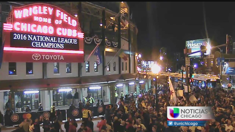 Los Cubs pasan a la Serie Mundial