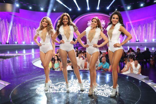 Estas son las cuatro bellezas que pasaron a la final. ¿Cuál es tu favorita?
