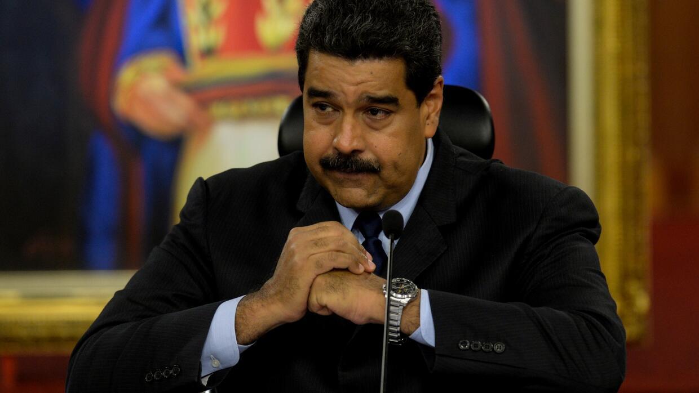 Maduro dice que su sugerencia de canjear a Leopoldo López por Óscar Lópe...