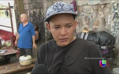Migrantes centroamericanos se están convirtiendo en víctimas de delincue...