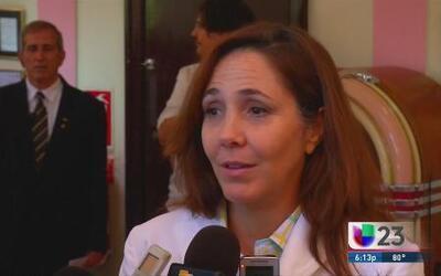Revuelo mundial por noticia que aseguraba que Mariela Castro estaba en a...