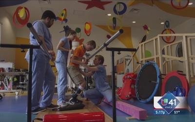 Teletón cambia la vida de cientos de niños