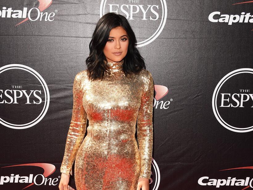 Kardashian en los ESPYs 2015