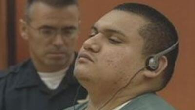 Un juez de Nueva Jersey condeno a cadena perpetua al nicaraguense Rodolf...