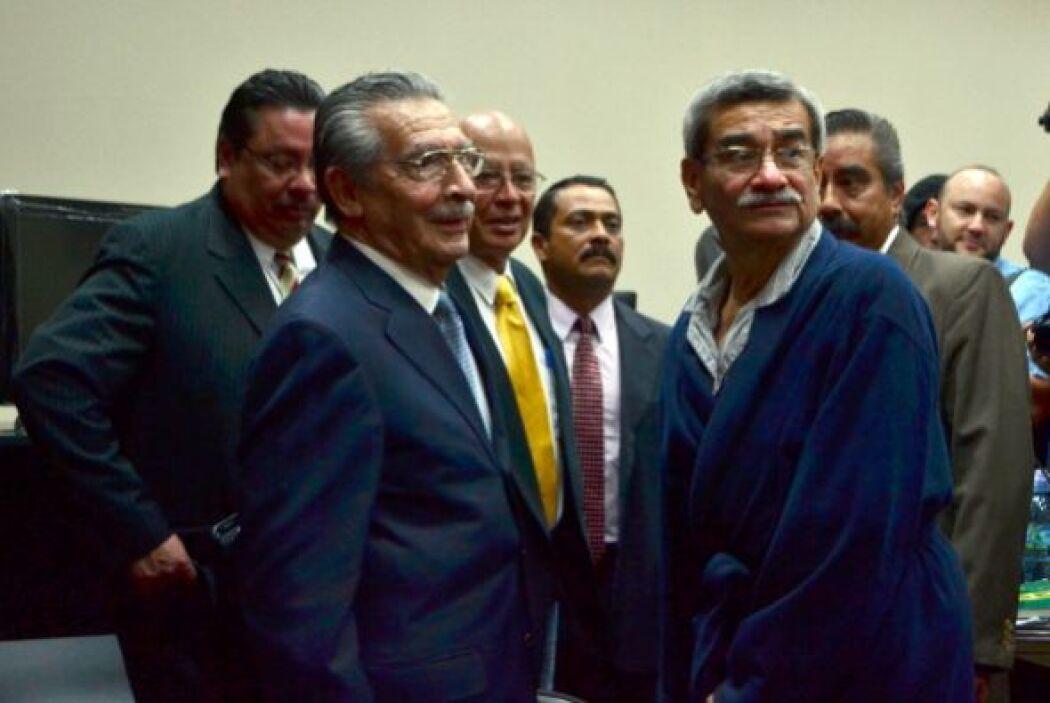 """Calderón enfatizó que el plan Victoria 82 """"no tenía dedicatoria para los..."""