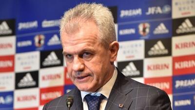 Aguirre, ahora entrenador de la escuadra japonesa, está implicado en est...