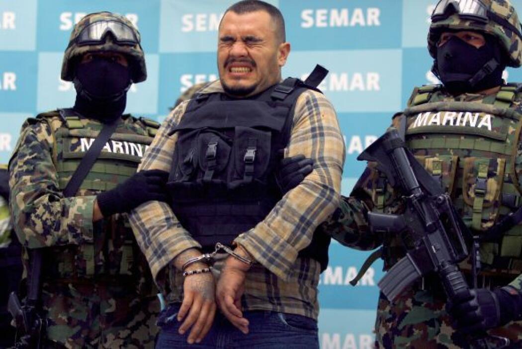 Omar Estrada Luna, alias 'El Kilo'  fue señalado por la fiscalía federal...