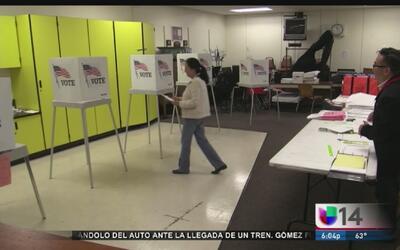 Convictos por delitos menores podrían votar en CA