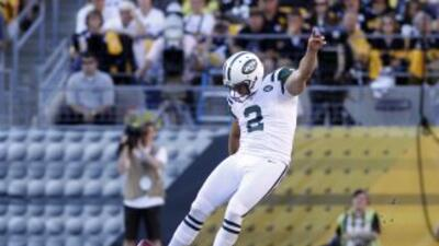 Nick Folk se mantiene con los Jets.