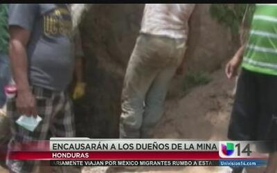 Encausarán a los dueños de mina donde quedaron sepultados obreros