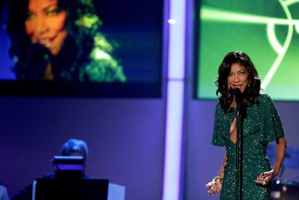 Su elegancia impactó a todos los asistentes al homenaje del brasileño.