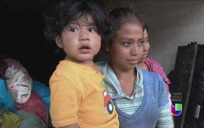 El sueño de una vida mejor parece tan lejano en su país: Guatemala