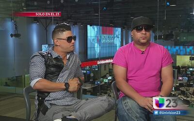 Vuelven a cantar juntos el dúo de reguetoneros cubanos 'Clan 537'