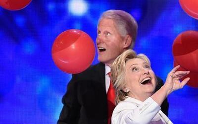 El baile de Hillary Clinton: de no querer el poder a ser candidata presi...