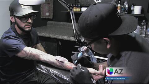 "Serie ""El Tatuador"" Parte 1"