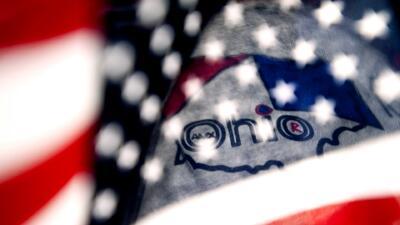 Candidatos republicanos se prepara para debatir en Ohio