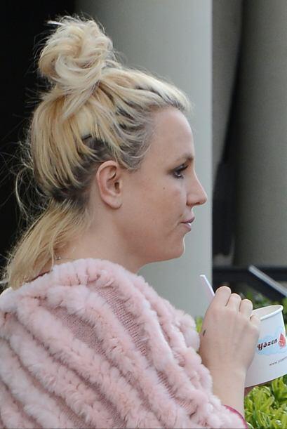 Está a punto de estrenar mega show en Las Vegas, pero Britney parece que...