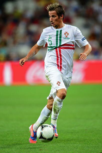 A Fabio Coentrao lo conocimos por sus destacados partidos corriendo la b...