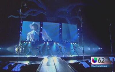 """""""The Immortal tour"""", detrás del escenario"""
