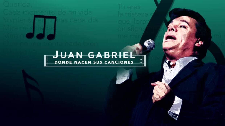 El amor eterno de Juan Gabriel