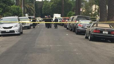 El tiroteo dejó tres muertos y 12 personas heridas.
