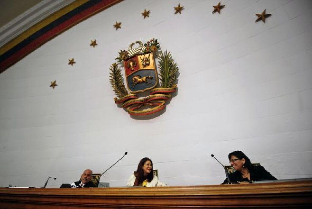 La ley se aprobó en la segunda discusión del Parlamento en sesión extrao...