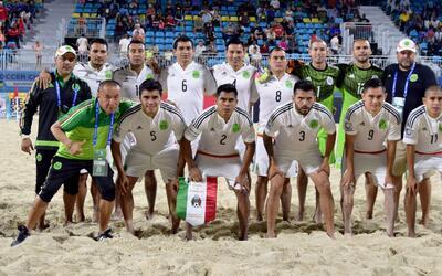 México jugará el Mundial, que inicia el 27 de abril.