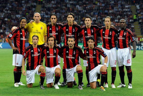Pero el Milan es toda una realidad y en enfrentamiento directo venci&oac...