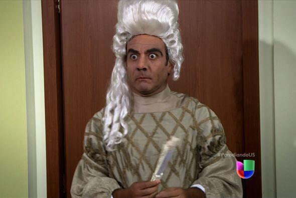 Se trató del comiquísimo Mr. Bean.
