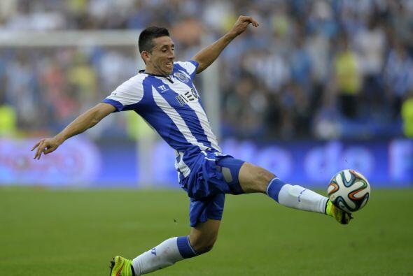 Héctor Herrera tuvo la oportunidad de formar parte del equipo del Porto...