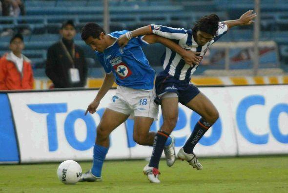 Los Rayados de Monterrey se vieron superados por Cruz Azul quien venció...