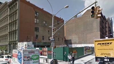 Venden por 1 millon de dólares lugares de estacionamiento en Nueva York.