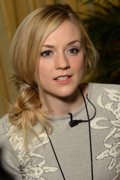 Emily en entrevistas, en febrero de 2014. Mira aquí los videos más chism...